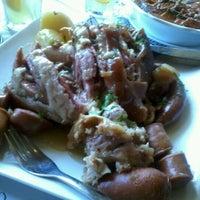 Photo taken at Restaurante Pia y Damaso by Genesis S. on 12/30/2012