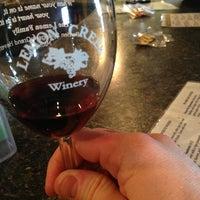 Photo taken at Lemon Creek Winery by Ross G. on 3/4/2013