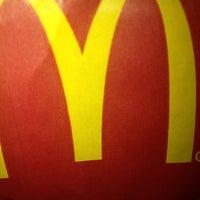 Photo taken at McDonald's by Garry K. on 10/23/2012