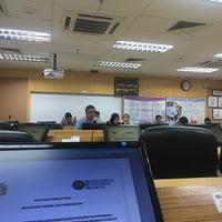 Photo taken at Bahagian Teknologi Pendidikan by Rafie H. on 3/24/2016