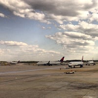 Photo taken at Concourse E by Ben B. on 4/7/2013