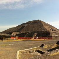 Photo taken at Zona Arqueológica de Teotihuacán by Cuper on 1/15/2013