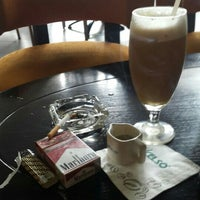 Photo taken at EXCELSO Café by Calvin C. on 6/5/2016
