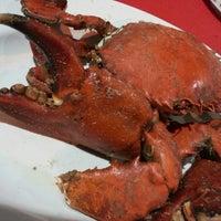 Photo taken at Super Crab Porridge by JL on 9/22/2014
