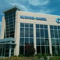 Photo taken at Kuehne & Nagel by Chris K. on 5/23/2014