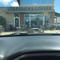 Photo taken at Starbucks by Matt B. on 8/30/2016