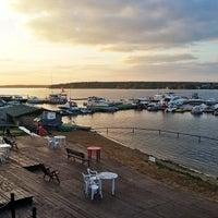 Photo taken at AZIMUT Hotel Novyi Bereg by Алексей Ф. on 9/17/2014