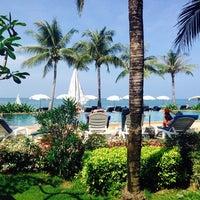Photo taken at Lanta Casuarina Beach Resort Koh Lanta by Borisova on 11/11/2014