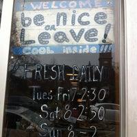 Photo taken at Bottletree Bakery by Anna M. on 12/8/2013