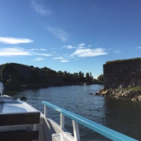 Photo taken at Suomenlinna / Sveaborg by Hitomi K. on 8/20/2016