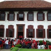 Photo taken at Gedung Arsip Nasional by 'Winda' Z. on 2/24/2013