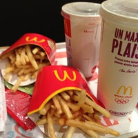 Photo taken at McDonald's by Jerome G. on 4/3/2013