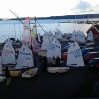 Photo taken at Asker Seilforening by Geir K. on 9/20/2012