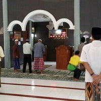 Photo taken at Masjid Al Muhajirin PCI Blok B by YDwi M. on 1/30/2014