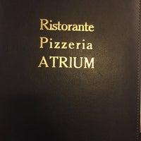 Photo taken at Ristorante Pizzeria Atrium by OomZz🌸 on 4/23/2015