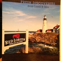 Photo taken at Red Lobster by Mohammed A. on 3/10/2013