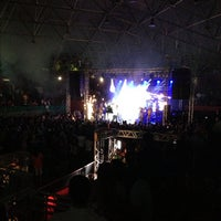Photo taken at Arena Vip by Denis Mauricio D. on 12/8/2012