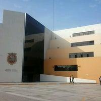 Photo taken at Universidad Nacional Mayor de San Marcos - UNMSM by Jorge Q. on 5/31/2013