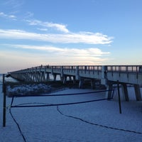 Photo taken at Navarre pier restaurant by Merrie F. on 4/12/2013