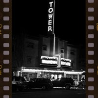 Photo taken at Tower Theatre by Radio M. on 11/30/2014