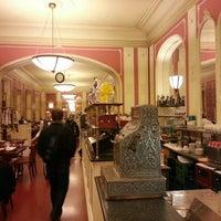 Photo taken at Café Louvre by Dimitri R. on 11/30/2012