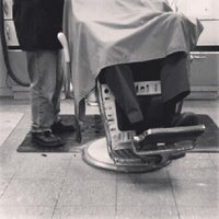 Photo taken at Joe's Barbershop Chicago by David H. on 2/14/2013