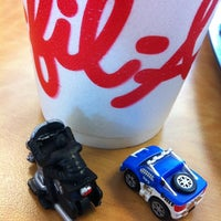 Photo taken at Chick-fil-A by Adam W. on 3/15/2013
