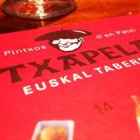 Photo taken at Txapela by Alejandro N. on 5/11/2013
