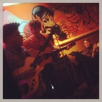 Photo taken at Bad Juju Tiki Bar by LOVEphotography H. on 5/29/2013