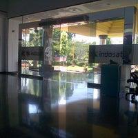 Photo taken at Galeri Indosat by Ratnaning F. on 10/1/2013