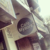 Photo taken at Café Mysore by Unnikrishnan on 6/15/2014