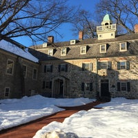 Photo taken at Moravian Museum of Bethlehem by Aimee P. on 1/30/2016
