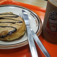 Photo taken at Dunkin Donuts by felle on 4/27/2014