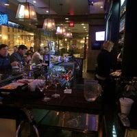Photo taken at Bigg Blue Martini by Munir N. on 2/5/2014