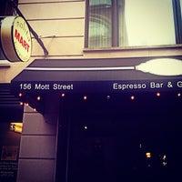 Photo taken at Nolita Mart & Espresso Bar by Enric A. on 4/19/2013