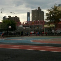 Photo taken at P.S. 142 Playground by Noah W. on 9/30/2012
