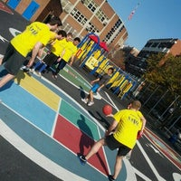 Photo taken at P.S. 142 Playground by Noah W. on 11/11/2012