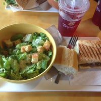 Photo taken at Panera Bread by Ray L. on 9/1/2016