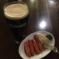 Photo taken at Irish Pub Stasiun 田町店 by Hiromi Y. on 9/2/2016