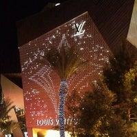Photo taken at Louis Vuitton Las Vegas CityCenter by Sara 🌼 S. on 5/20/2012