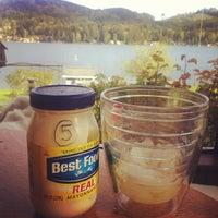Photo taken at Summit Lake by John M. on 5/6/2012