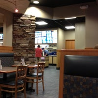 Photo taken at Culver's by Rex P. on 4/26/2012