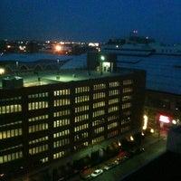 Photo taken at Philadelphia Marriott Downtown by Puneet K. on 4/9/2012
