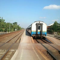 Photo taken at Stasiun Wates by Anggih Shulchan Yoga K. on 6/24/2012