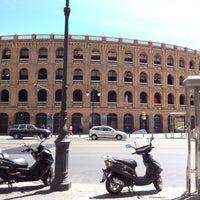 Foto tomada en Plaça de Bous de València | Plaza de Toros de Valencia por Jose A. el 6/21/2012