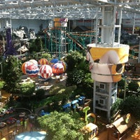 Photo taken at Nickelodeon Universe® by Katie G. on 8/29/2012