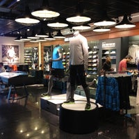 Photo taken at Niketown Los Angeles by Roby Y. on 7/12/2012