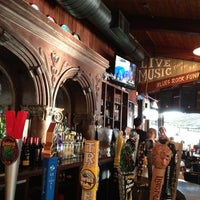 Photo taken at Dinosaur Bar-B-Que by Chris H. on 8/30/2012