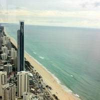 Photo taken at SkyPoint Observation Deck by Jamie L. on 8/22/2012