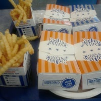 Photo taken at White Castle by Robert E. on 7/2/2012